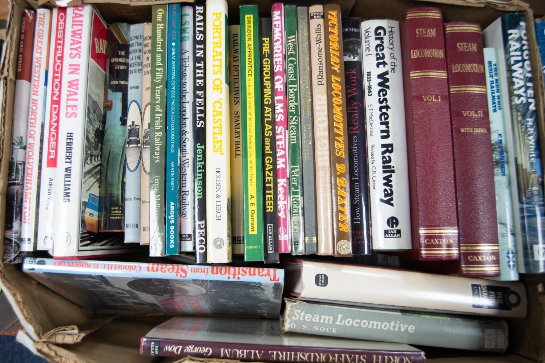 RAILWAY INTEREST. MacDermot-History of the Great Western Railway Vol 1, pub Ian Allan 1982.