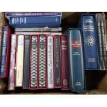 FOLIO SOCIETY. Robin Lane Fox-The Classical World, 2013. John Gribbin-History of Western Science,