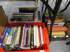 A SELECTION OF GOOD BOOKS, to include; ANTIQUES, POTTERY, ARTS AND CRAFTS, SILVER ETC... (CONTENTS
