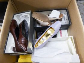 LARGE QUANTITY OF WOMEN'S SHOE'S TO INCLUDE; SALLY O'HARA, PETER KASTER, VAN DAL, CABOR AND OTHER