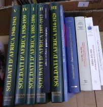 MILITARY HISTORY Italy, Colonial Africa. Zatellani, Stella-Soldati d'Africa, Storia de