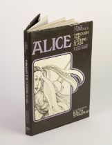 Lewis Carroll- Through the Looking Glass and what Alice Found There, illustrated by Ralph