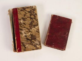 CHAP BOOKS. A selection of various children?s miniature chap books bound as a single volume, each