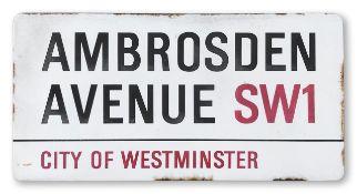 Ambrosden Avenue SW1