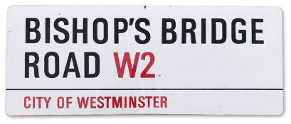 Bishops Bridge Road W2