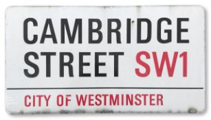 Cambridge Steet