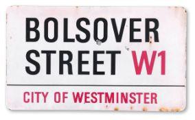 Bolsover Street W1