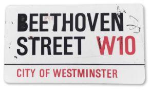 Beethoven Street W10