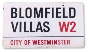 Blomfield Villas W2