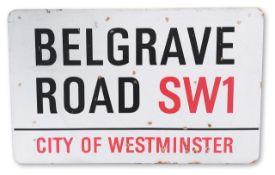 Belgrave Road SW1