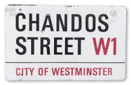 Chandos Street W1