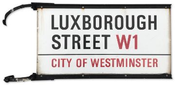 for Luxborough Street W1