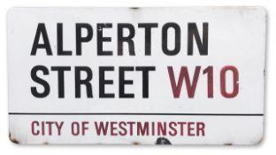 Alperton Street W10