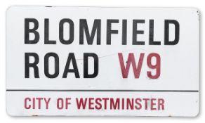 Blomfield Road W9
