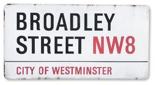 Broadley Street NW8