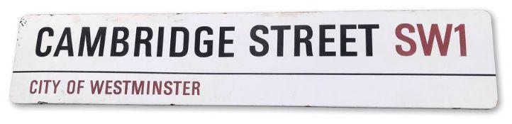 Cambridge Street SW1