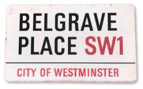 Belgrave Place SW1