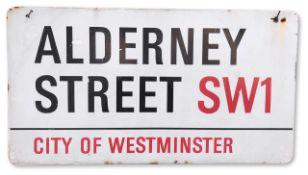 Alderney Street SW1