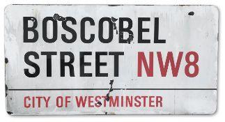 Boscobel Street NW8