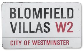 Blomfield Villas SW1