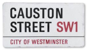 Causton Street SW1