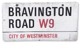 Bravington Road W9