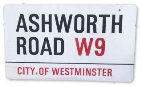 Ashworth Road W9