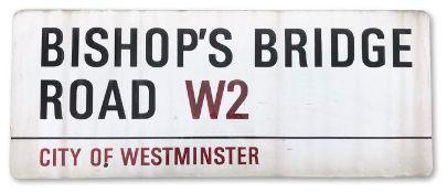 Bishop's Road W2