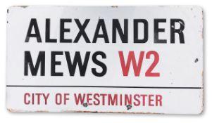 Alexander Mews W2