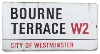 Bourne Terrace W2
