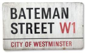 Bateman Street W1