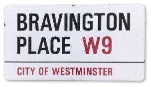 Bravington Place SW9