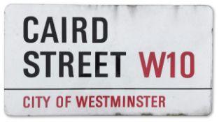 Caird Street W10