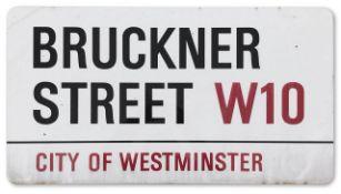 Bruckner Street W10