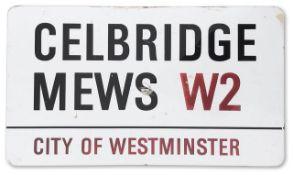 Celbridge Mews W2