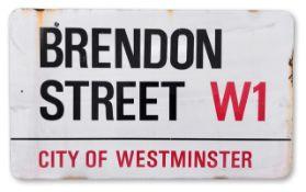 Brendon Street W1