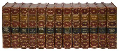 Sir Walter Scott., The Waverley Novels