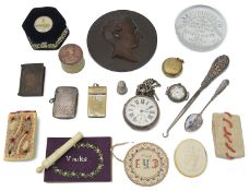 An interesting collection of 19th century and later vertu