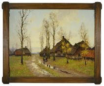 Adrianus (Arie) Johannes Zwart (Dutch 1903-1981)