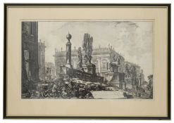 After Giovanni Battista Piranesi (Italian 1720-1778)