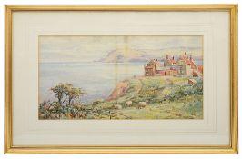 G. Barker (English fl 1890-1910) 'Ilfracombe'