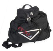 Black Prada rucksack
