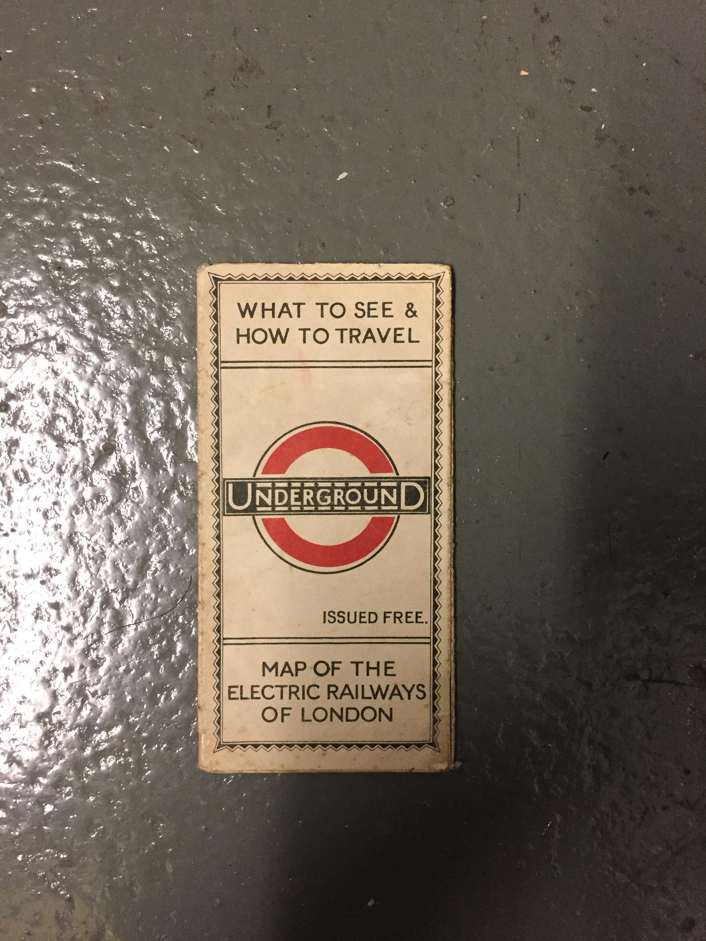 Nine 1910/20s folding pocket maps for London transport,comprising a 1916 General Omnibus Map of some - Image 10 of 15