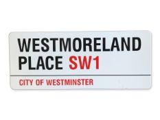 Westmoreland Place SW1