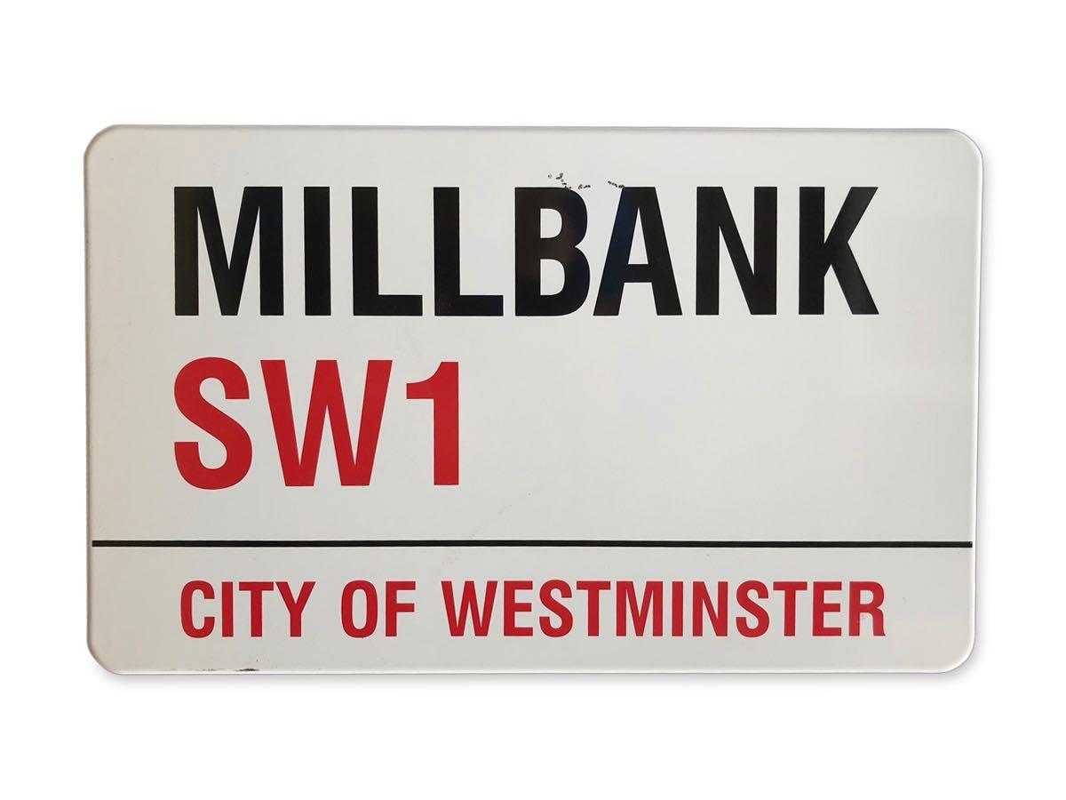 Millbank SW1