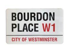 Bourdon Place W1