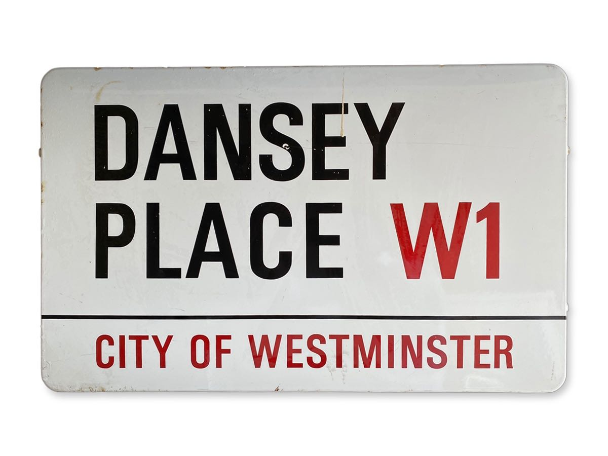 Dansey Place W1