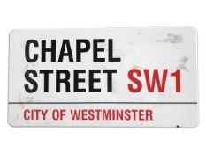 Chapel Street SW1