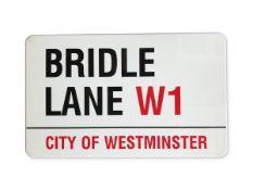 Bridle Lane W1