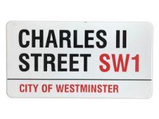 Charles II Street SW1